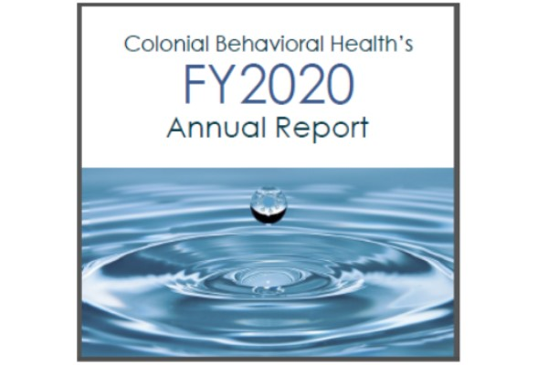 Colonial Behavioral Health FY2020 Annual Report